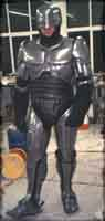 Robocop in the workshop