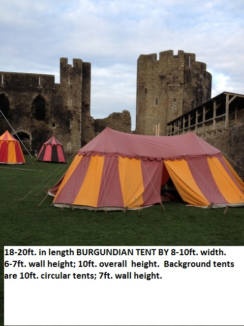 "Tent interior from ""The Tudors"""